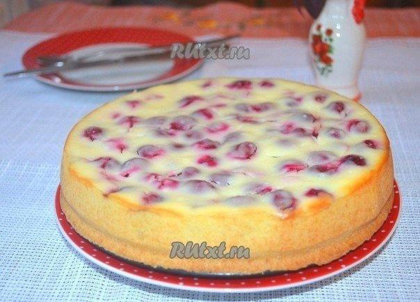 Творожный пирог (604x434, 56Kb)