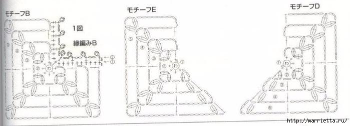 Ажурная летняя блуза крючком (6) (700x253, 102Kb)