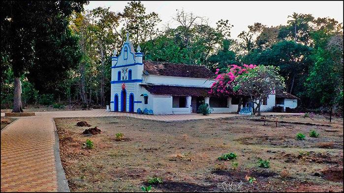 Гоа. Форт Кабо Де Рама. Церковь святого Антония/3673959_16 (700x393, 123Kb)