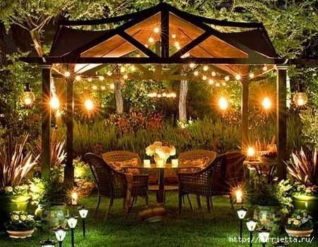 Правильное освещение – красивый сад (5) (450x350, 141Kb)