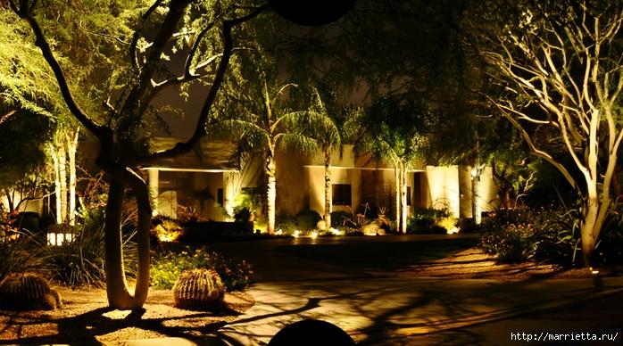 Правильное освещение – красивый сад (11) (700x388, 322Kb)