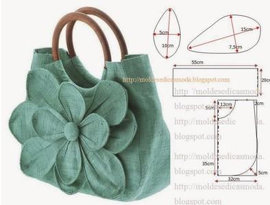 Как сшить модную сумку своими руками