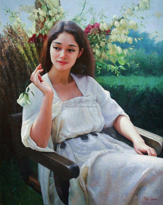 йІЌжЊЇ(Bao Zhen)-www.kaifineart.com-2 (556x700, 466Kb)