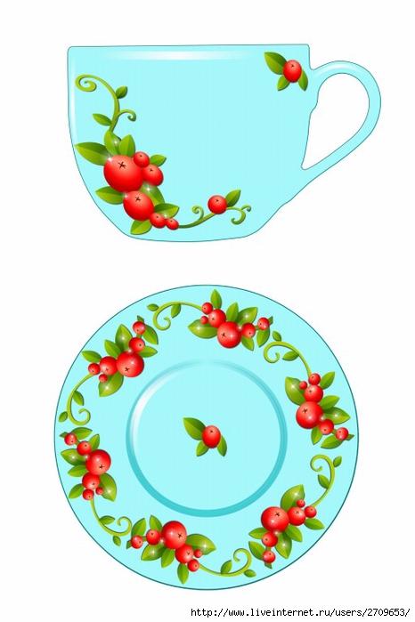 Пазлы посуда для детей 5-7 лет