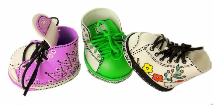 Как сделать обувь для игрушки