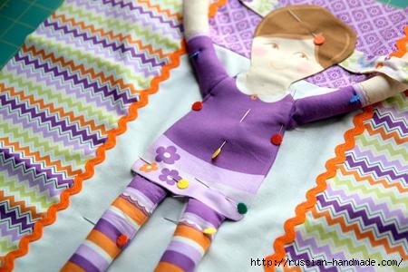 Подушка с куколкой для девочки. Мастер-класс (8) (450x300, 146Kb)