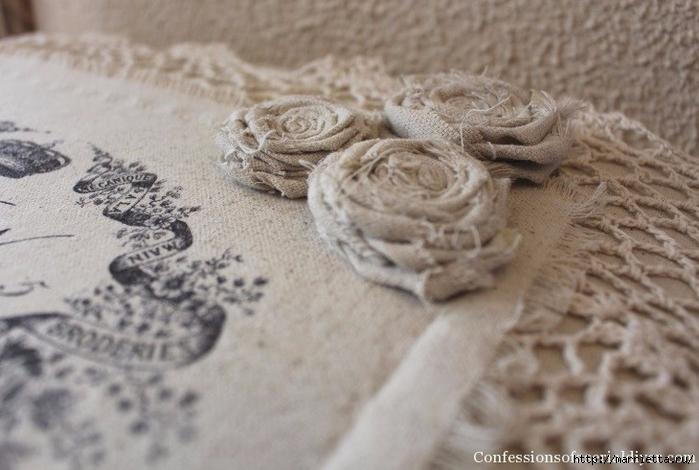 винтажное декорирование табурета (1) (700x470, 221Kb)