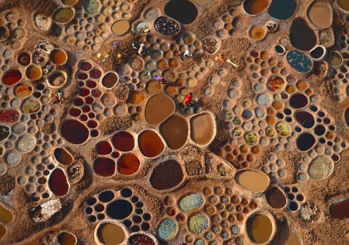 добыча соли в африке 9 (700x492, 449Kb)