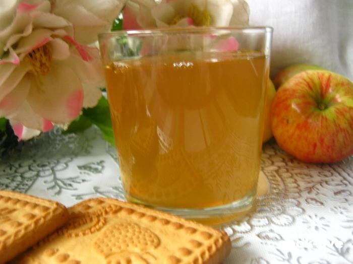 Рецепты с яблочным соком