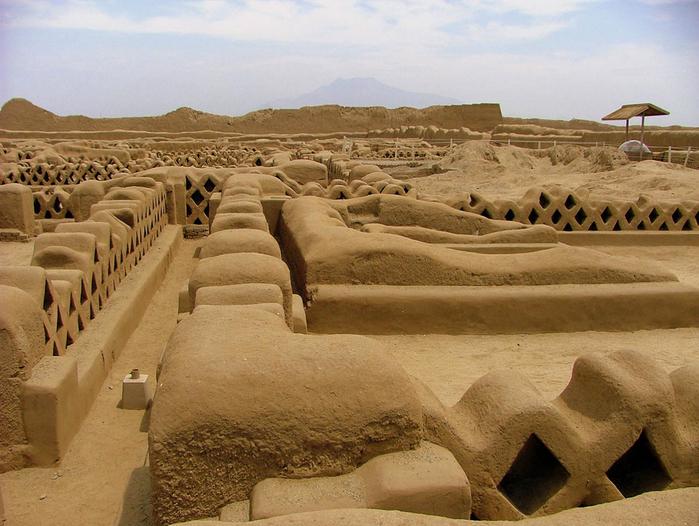 древний город чан-чан перу 1 (700x526, 428Kb)