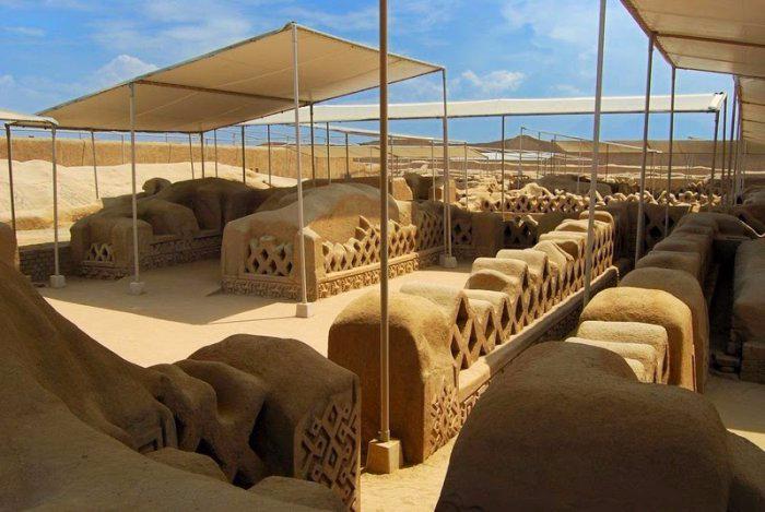 древний город чан-чан перу 6 (700x469, 291Kb)