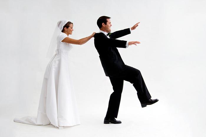 Почему мужчины боятся свадьбы