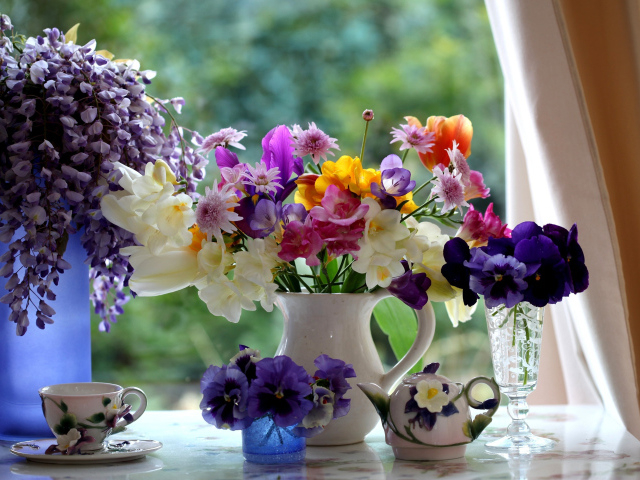 Nature___Flowers_____Kettle__Cup_and_flowers_087177_29 (640x480, 344Kb)