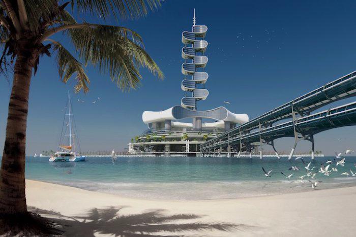 экологический остров Grand Cancun 2 (700x467, 227Kb)