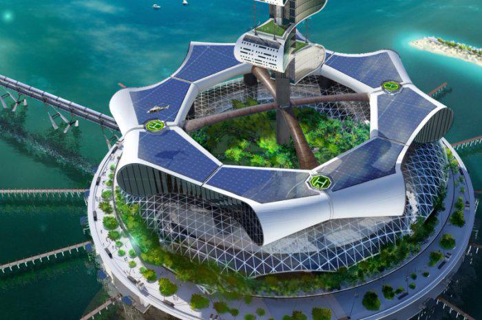 экологический остров Grand Cancun 4 (700x465, 330Kb)
