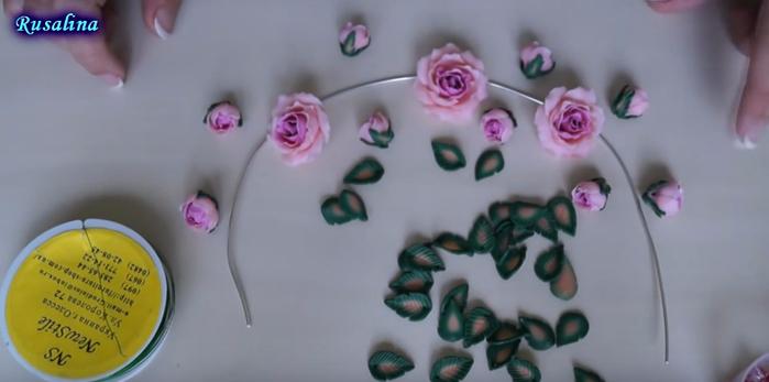 Колье из полимерной глины своими руками - мастер-класс (21) (700x347, 195Kb)