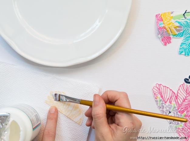 Декупаж тканью на керамической посуде (6) (626x464, 167Kb)