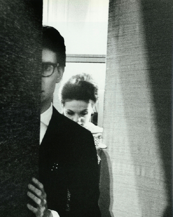 Debut Yves Saint Laurent 1962 (558x700, 387Kb)