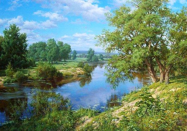фото красота природы русской