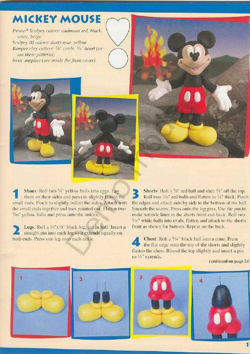 Disneys- фигуры из массы для лепки_0003 (494x700, 69Kb)