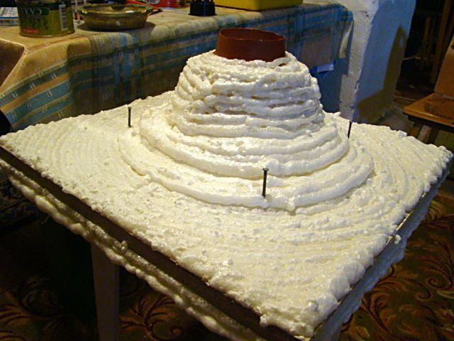 скульптутра для сада - купол