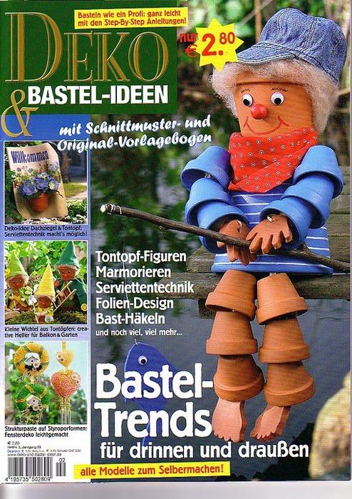 Deko und Bastel-Ideen Bastel-Trends f?r Cover (494x700, 189Kb)