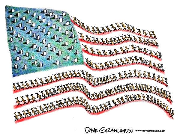 Уроки демократии от эталонных демократов