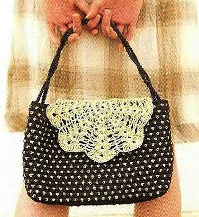детские сумочки крючком схемы.