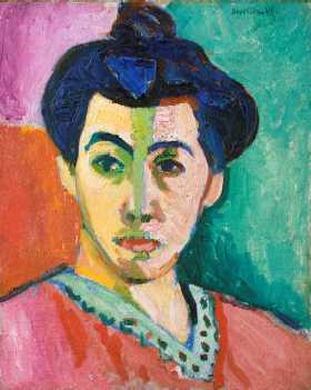 Matisse_-_Green_Line (280x351, 14Kb)
