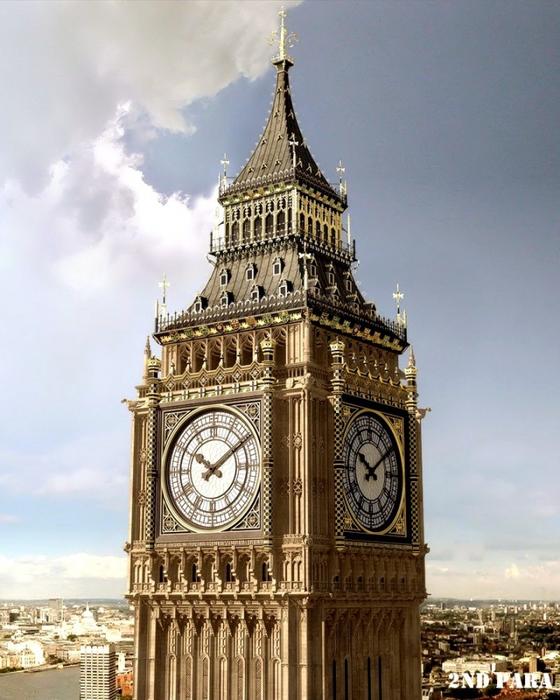 Лондон по праву можно назвать одним
