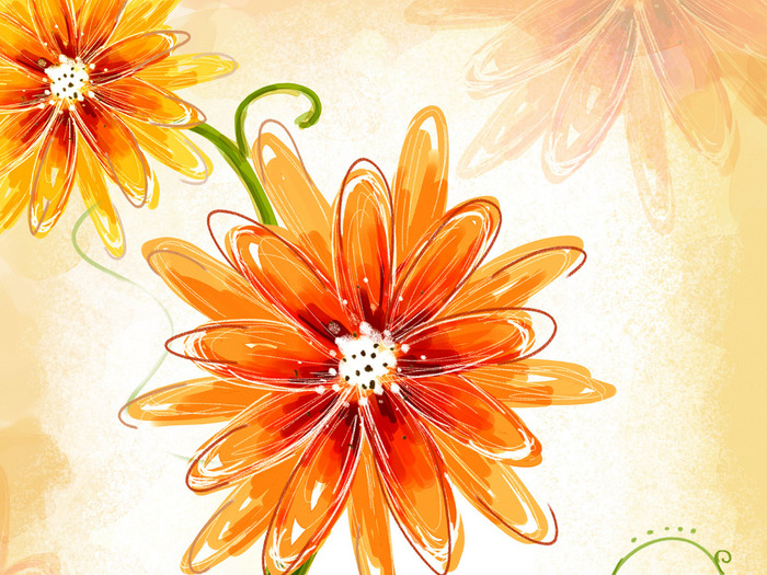 1236847166_1024x768_golden-daisy-painting (700x525, 205Kb)