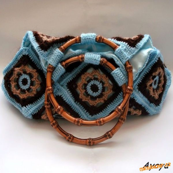 crafts bags: crochet patterns