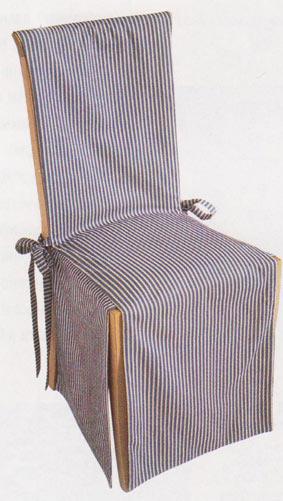 Пошив чехлов на стулья своими руками фото