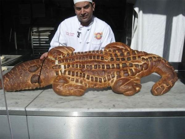 хлеб крокодил (600x450, 57Kb)
