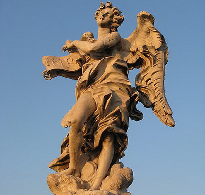 450px-Angel_with_the_Superscription-Ponte_Sant_Angelo (700x664, 115Kb)