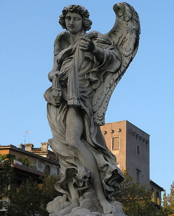 450px-Lazzaro_Morelli-Angel_bearing_whips-Ponte_Sant_Angelo (556x692, 126Kb)