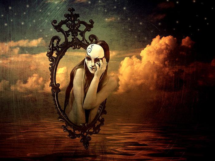 Страх снится чему посмотреть зеркало в к