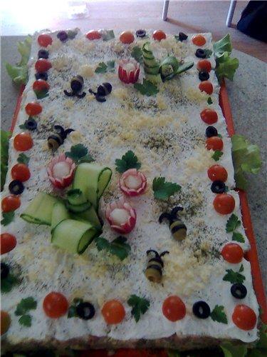 Торт французкий тортер дитячи торти