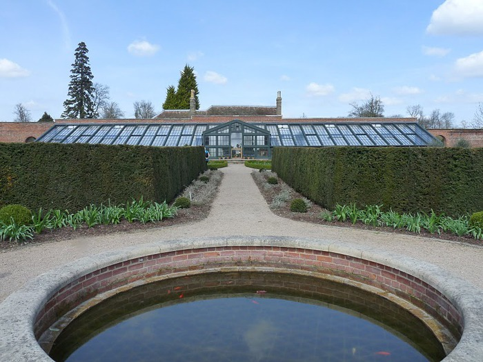 усадьба и ферма Вимпол Холл - Wimpole Hall 85612