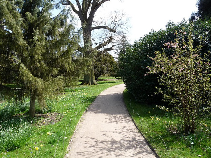 усадьба и ферма Вимпол Холл - Wimpole Hall 11981