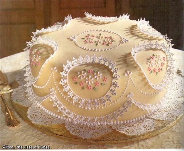 Крем для торта сделать рисунок