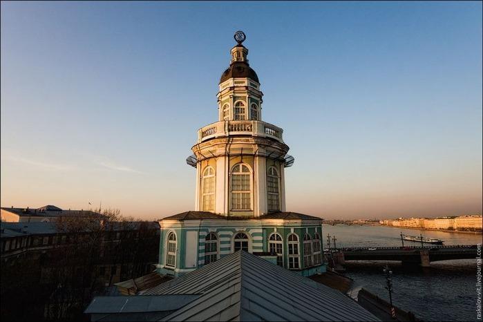 Виды Петербурга фото руфера Виталия Раскалова 6