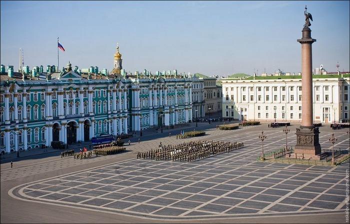 Виды Петербурга фото руфера Виталия Раскалова 33