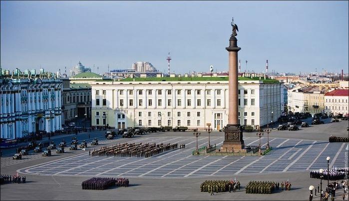 Виды Петербурга фото руфера Виталия Раскалова 46