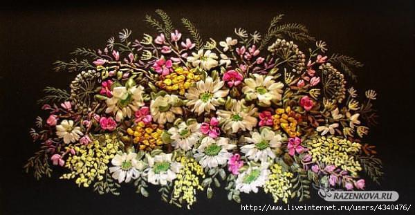 Вышивка картин разенковой валентины