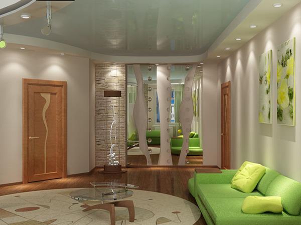 Дизайн интерьер гостиной фото.