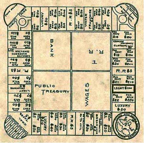 Очень интересные факты и история Монополии