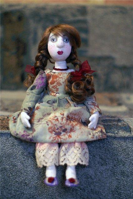 куклы маховой елены