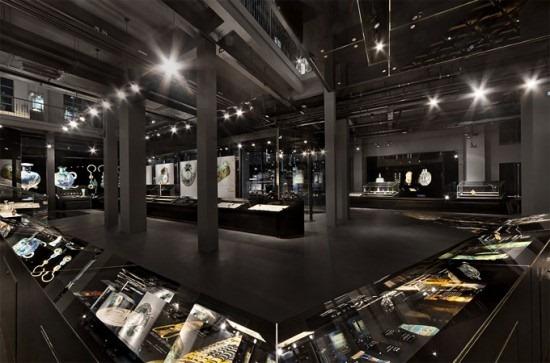 Музей стекла в Шанхае 005
