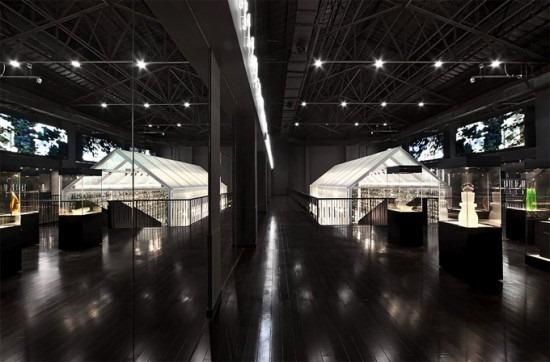 Музей стекла в Шанхае 007